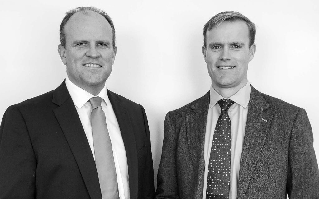 Alex Hoodless and Bruce Spencer Fulwell Capital